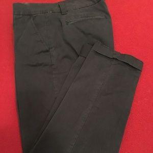 Gap Khaki Pants - Navy Blue